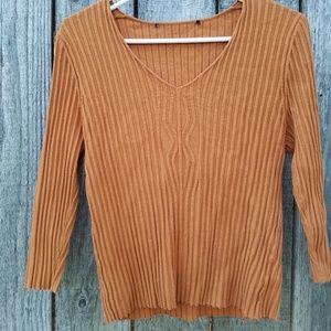 Vintage brown shirt